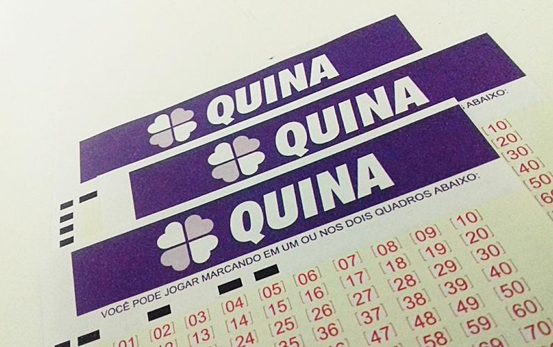 Resultado da Quina concurso 5178: prêmio de R$ 3,3 milhões