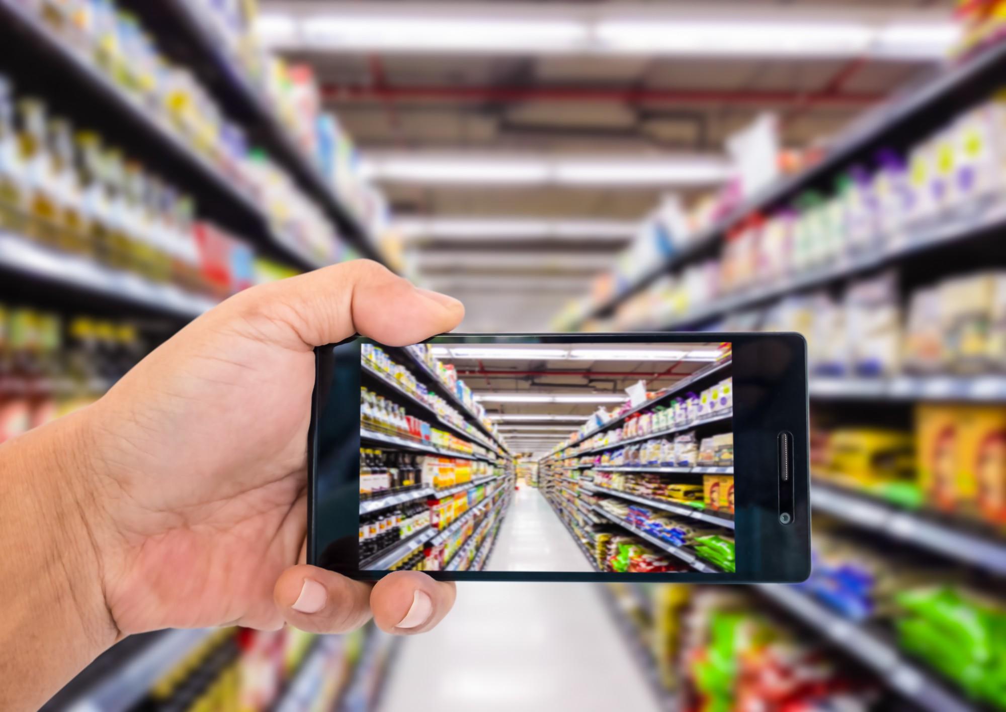 Supermercados phygital: a próxima onda do varejo