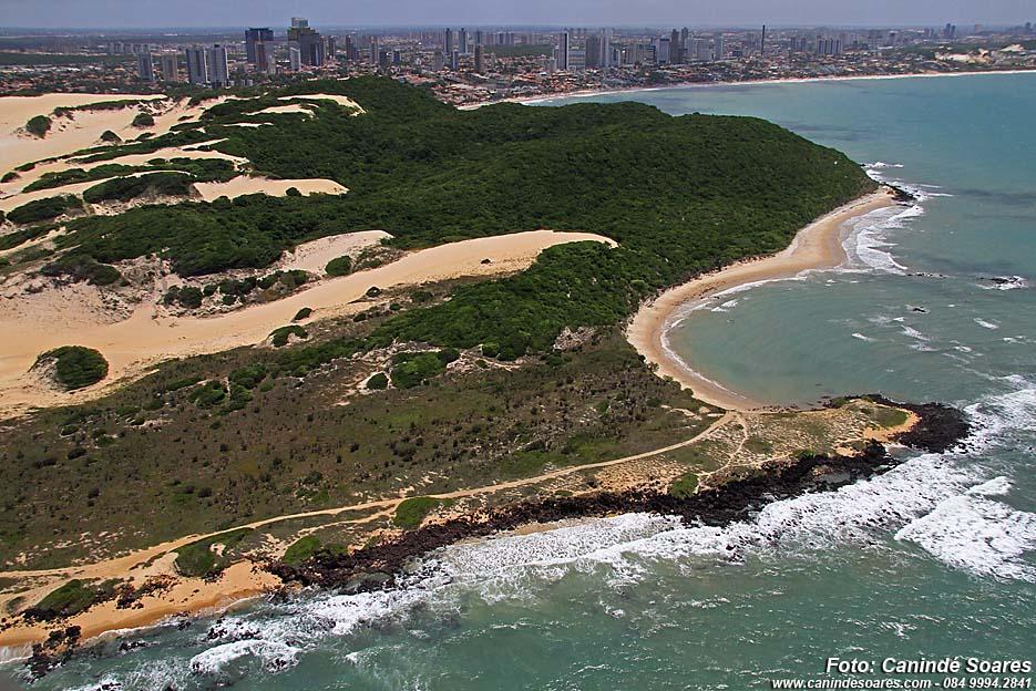 Todas as praias entre Nísia Floresta e Extremoz estão próprias para banho