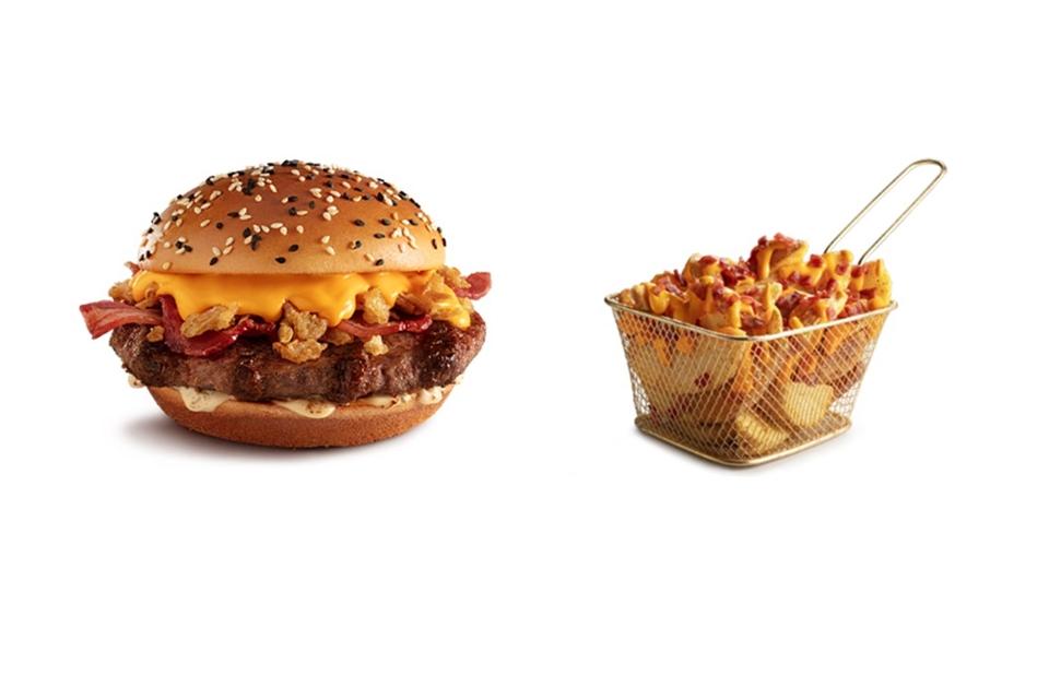 Picanha, Cheddar e Bacon em novo sanduíche do McDonald´s