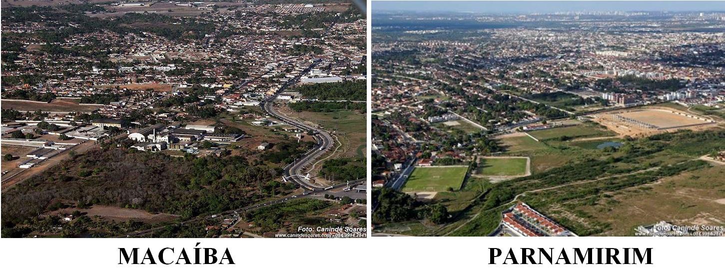 Assembleia debate limite territorial entre Macaíba e Parnamirim