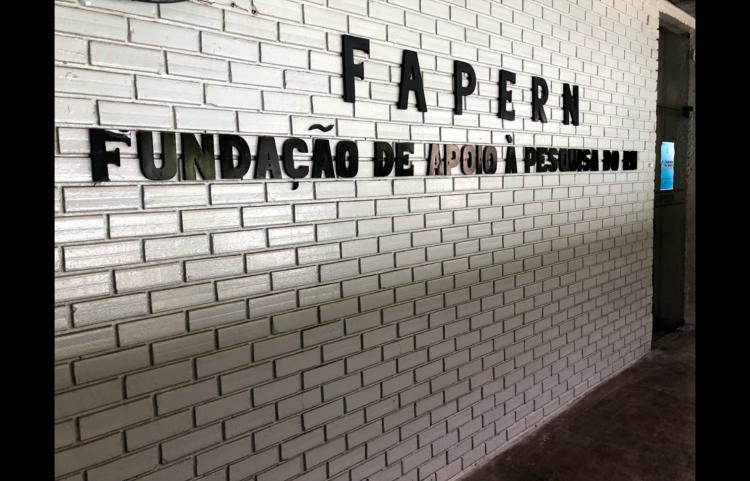 Fapern estende prazo de inscrições do processo seletivo com 38 bolsas de pesquisa