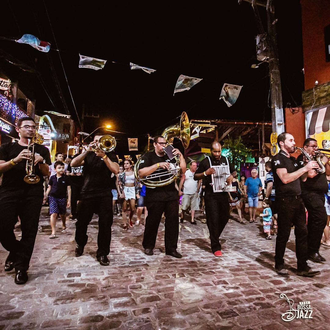 Fest Bossa & Jazz celebra 10 anos de festival a partir de hoje (15) em Pipa