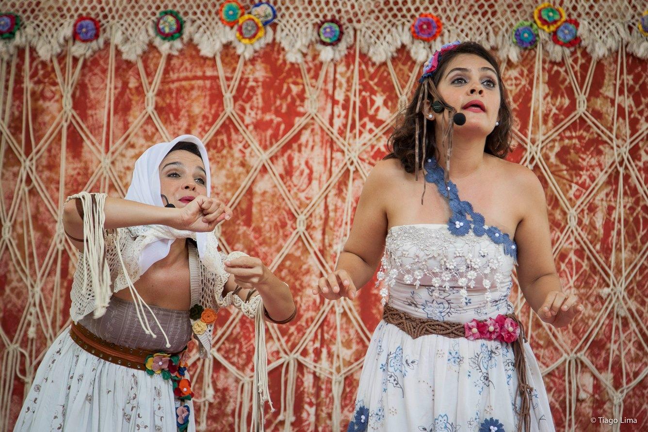 Fim de semana tem piquenique inclusivo, teatro e música no Parque das Dunas