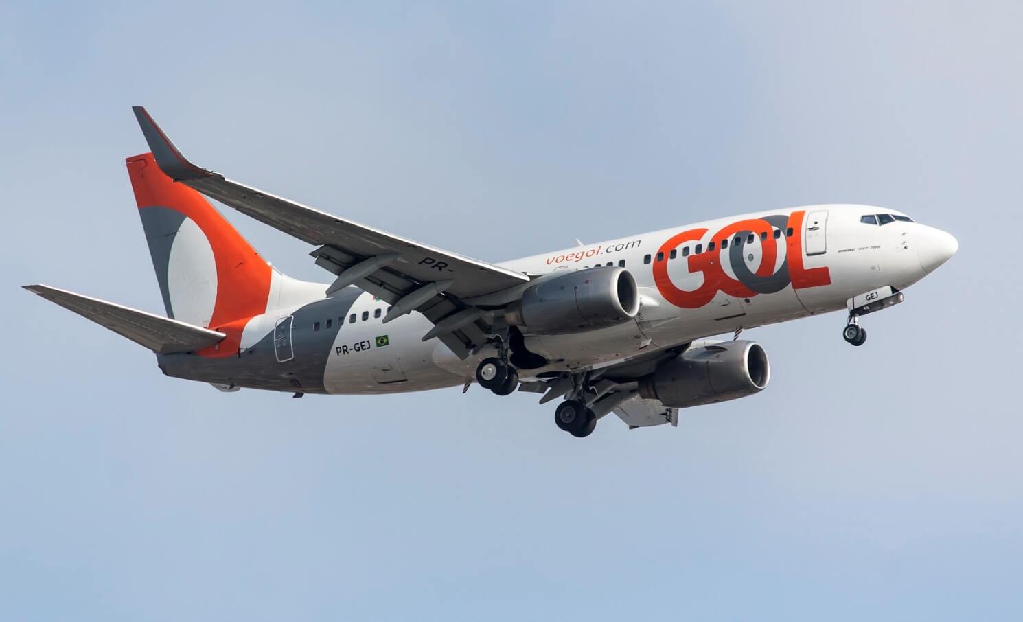 GOL Linhas Aéreas atinge receita líquida recorde de R$3,1 bilhões