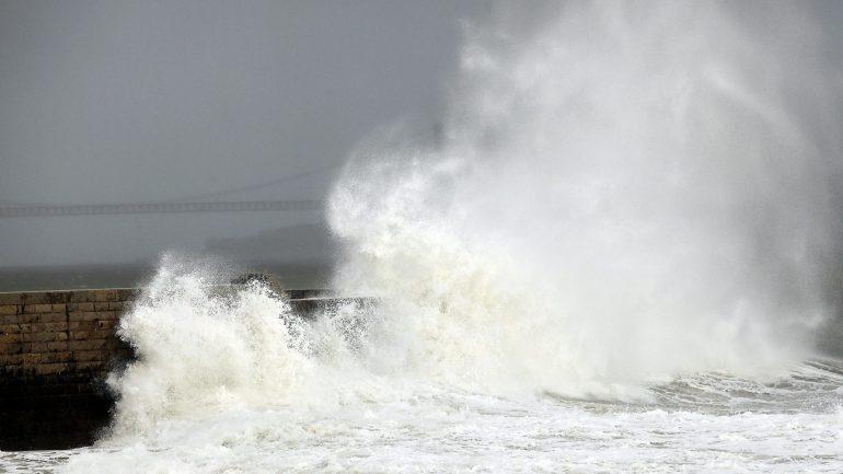 Marinha alerta para ventos de até 60 km/h no litoral potiguar