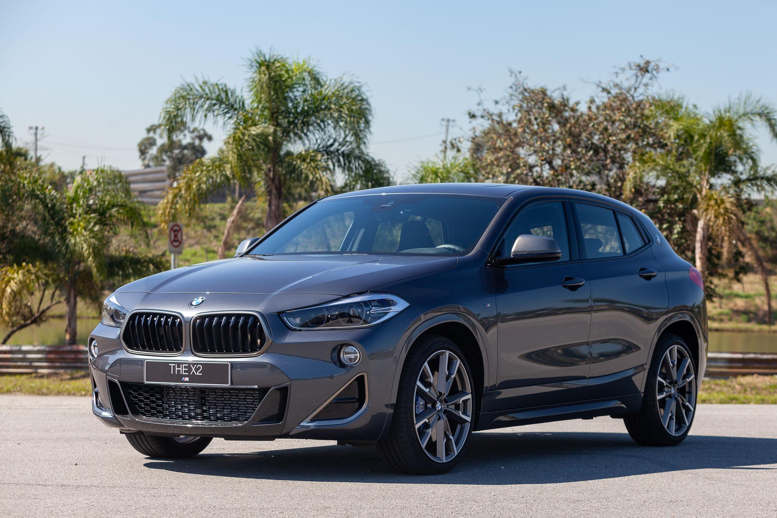 Novo BMW X2 M35i inicia pré-vendas no Brasil