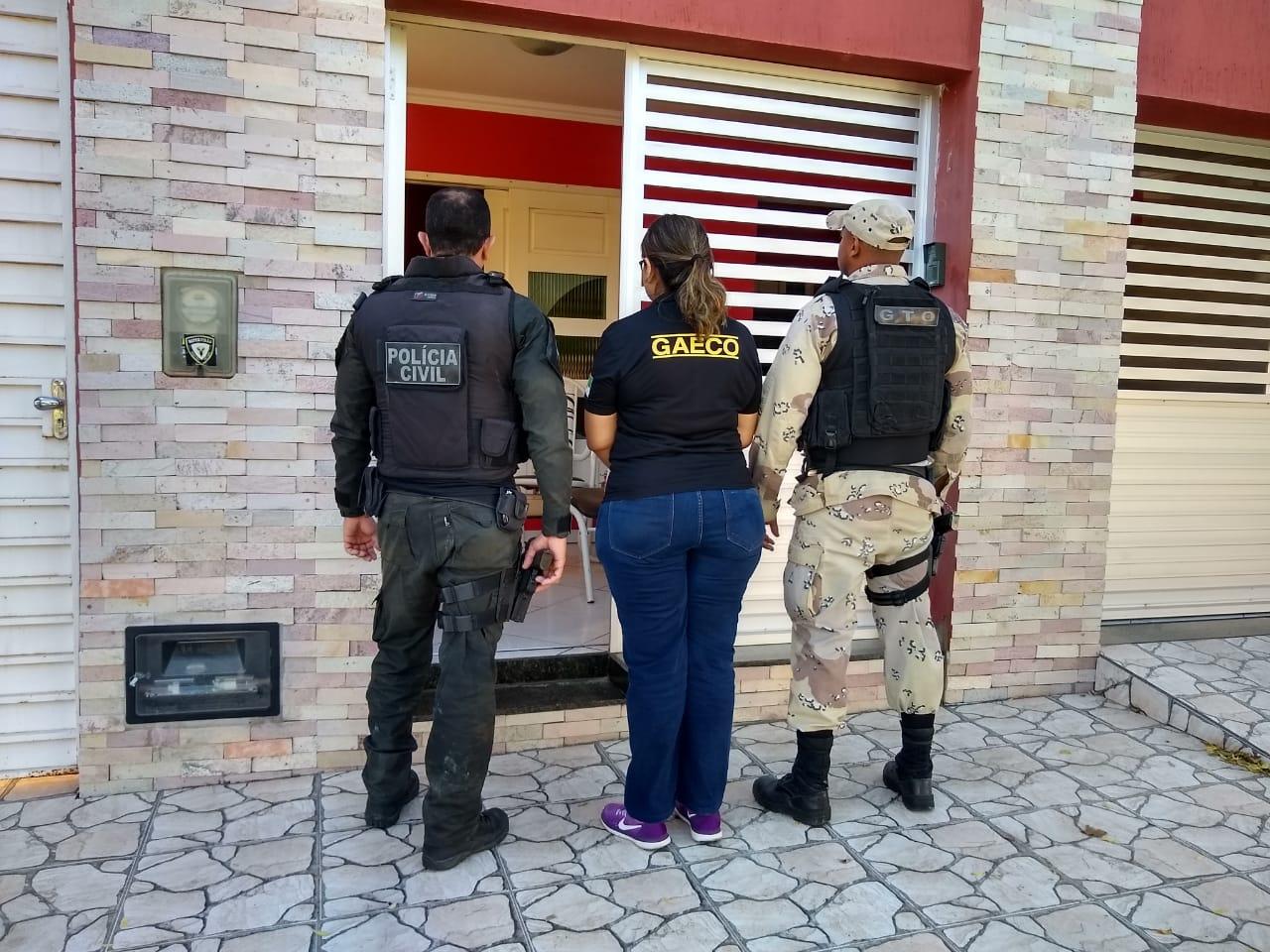 Operação conjunta combate esquema de agiotagem e lavagem de dinheiro no Seridó