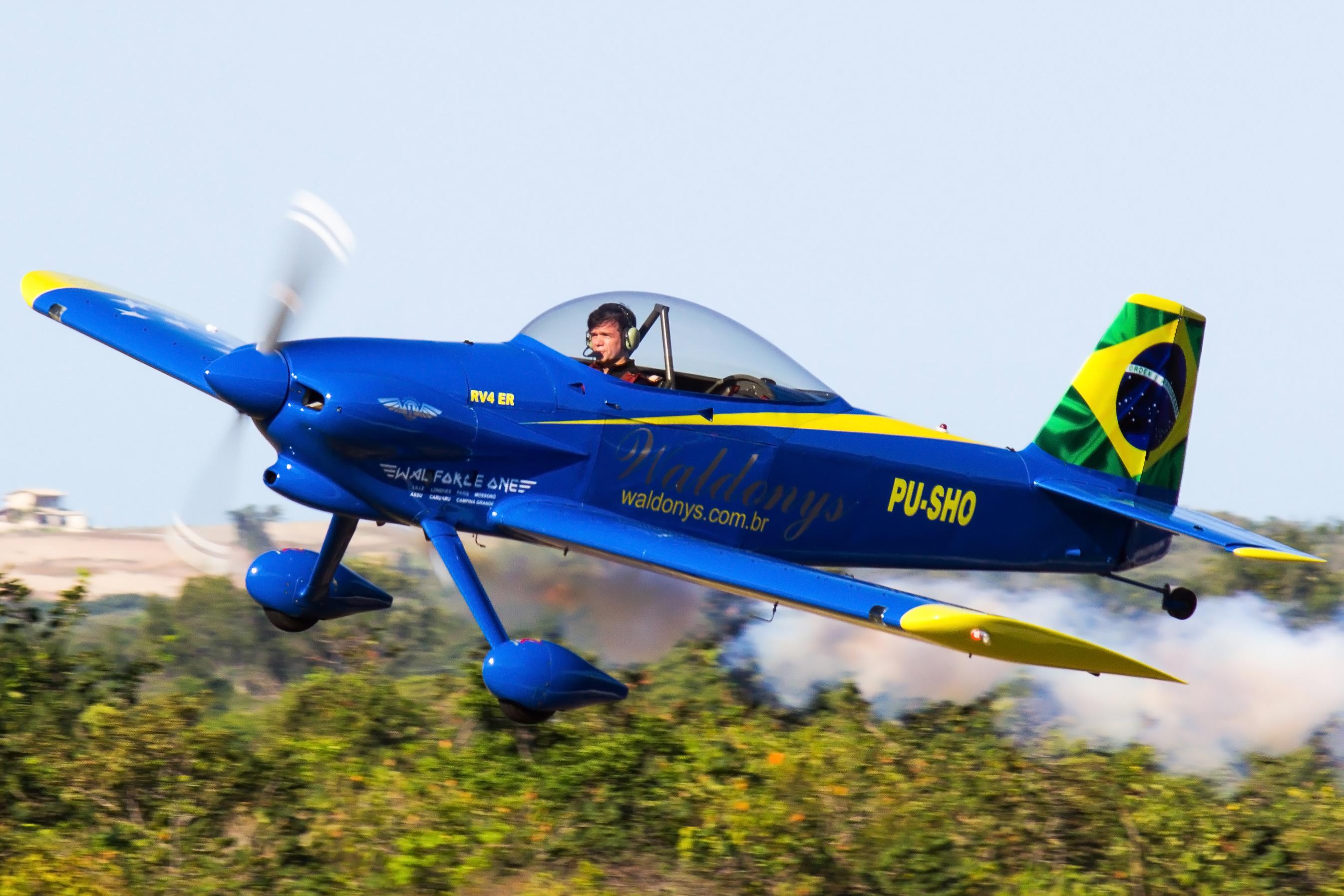 RN recebe 1º Encontro de Aeronaves do Brasil