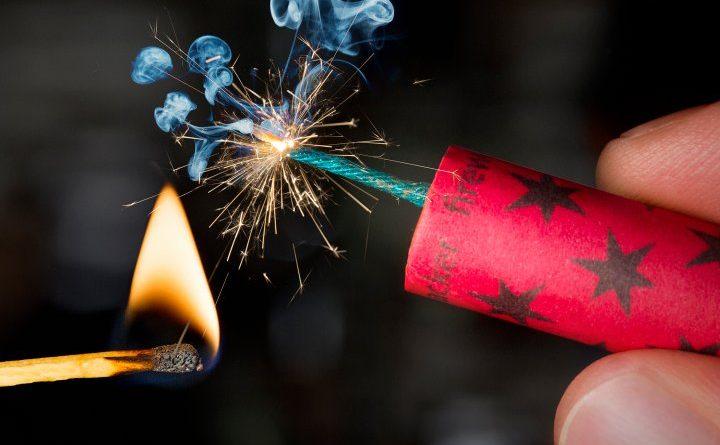 Comissão aprova proibição de fogos de artifício com estouros e estampidos no RN