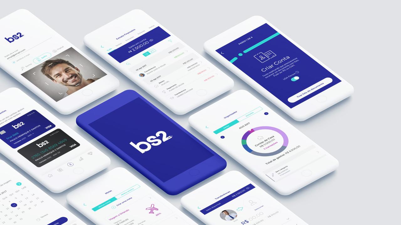 BS2 é o primeiro banco brasileiro a oferecer conta internacional para pessoas físicas
