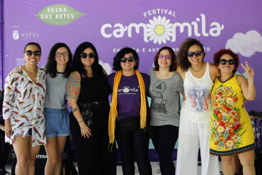 Festival Camomila realiza última etapa de 2019 no Parque das Dunas