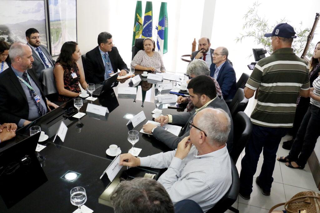Governo assegura R$ 700 milhões da Caixa para obras no RN