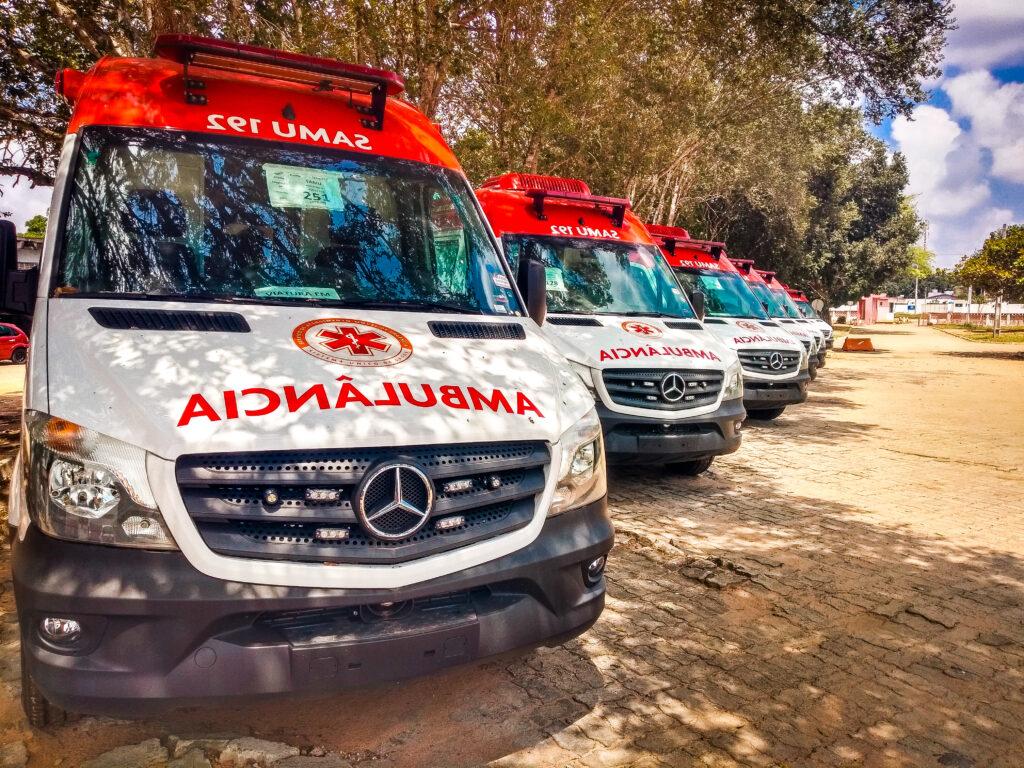 SAMU Natal tem ambulâncias de suporte à pessoas com suspeita de Covid-19