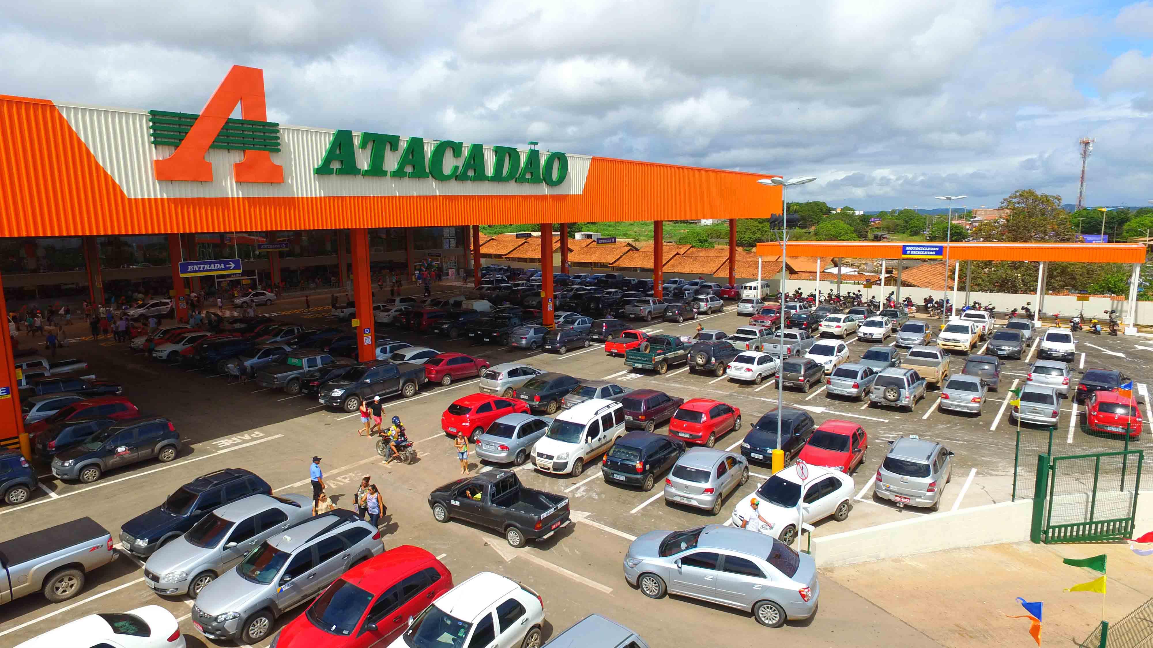 Atacadão inaugura primeira loja de autosserviço em Parnamirim