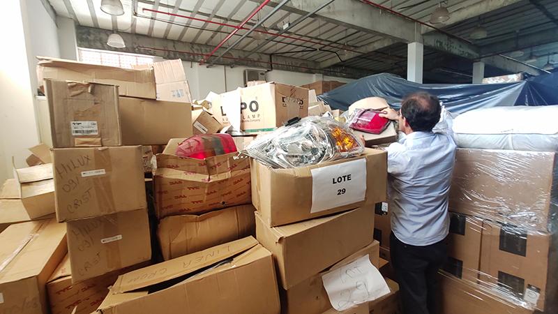 Com lances a partir de R$ 300, Secretaria de Tributação leiloa mercadorias apreendidas no RN