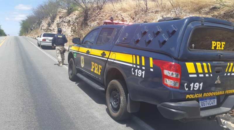 Em menos de cinco horas, PRF recupera quatro veículos roubados no RN