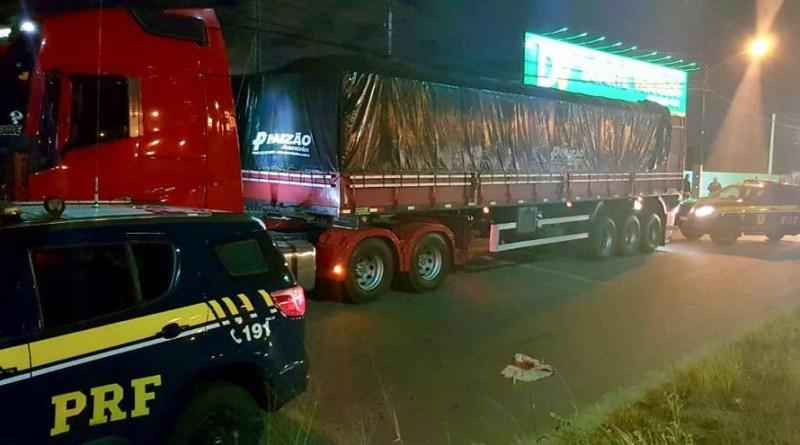 Homem é preso por transporte ilegal de madeira e uso de documento falso em Parnamirim