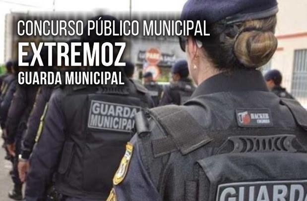 Prefeitura de Extremoz abre concurso público com 40 vagas para Guarda Municipal