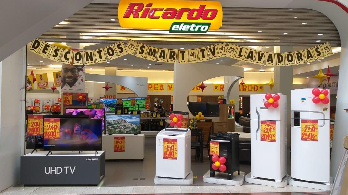 Ricardo Eletro anuncia maior Black Friday da história