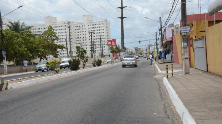 Avenida Maria Lacerda terá modificações no tráfego