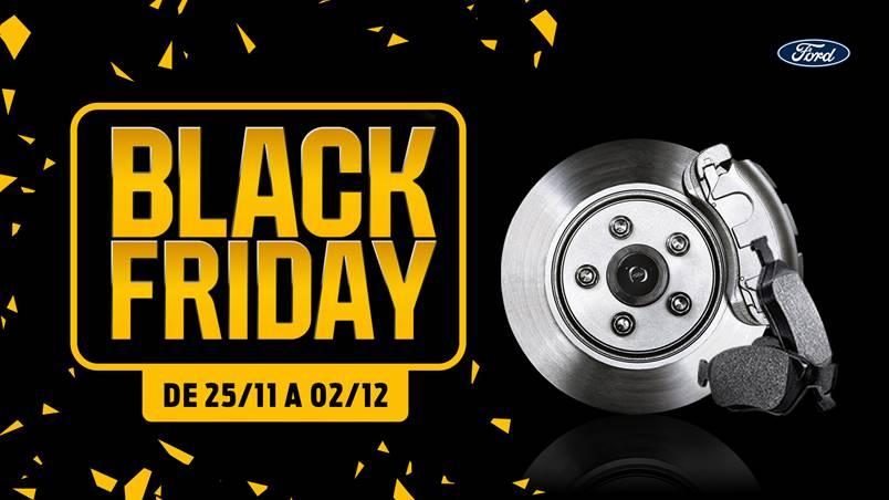 """""""Black Friday"""": Ford anuncia ofertas de peças e acessórios no Mercado Livre"""