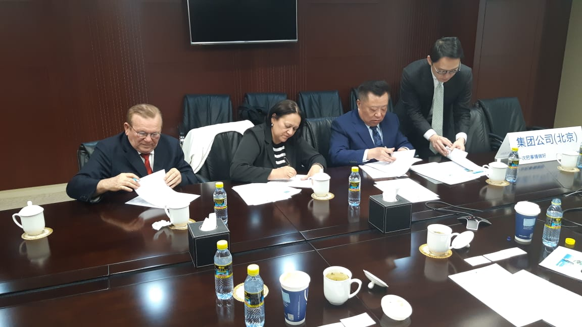Empresa chinesa quer ampliar investimentos nas áreas de energia solar, eólica e gás do RN