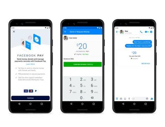Facebook Pay: o novo sistema de pagamento para WhatsApp e Instagram