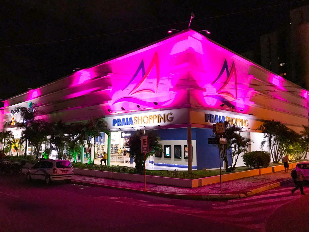 Final de ano com novas operações e reformas no Praia Shopping