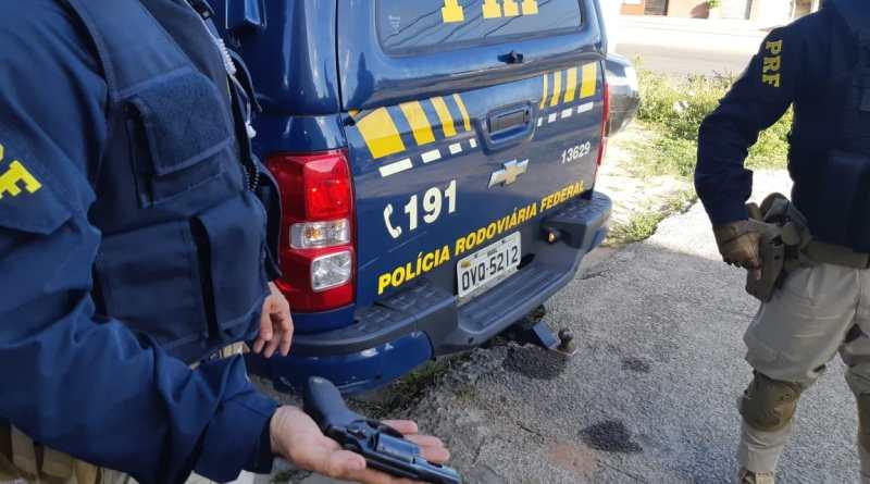 PRF evita tragédia familiar em São José de Mipibu