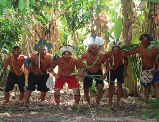 Sesc leva cultura indígena ao Parque das Dunas