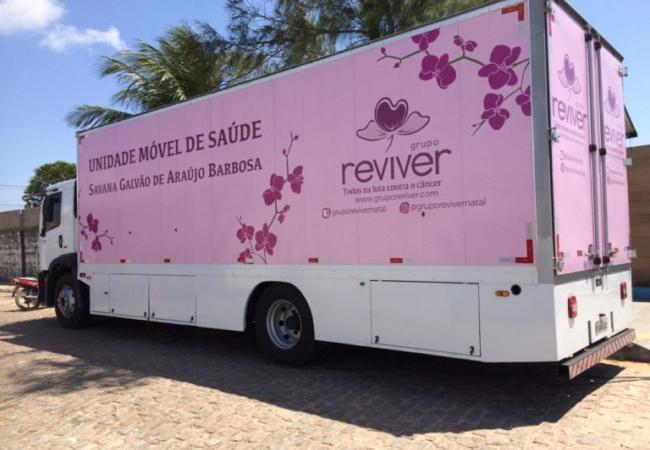 Seturn e Grupo Reviver promovem mutirão de mamografias gratuitas