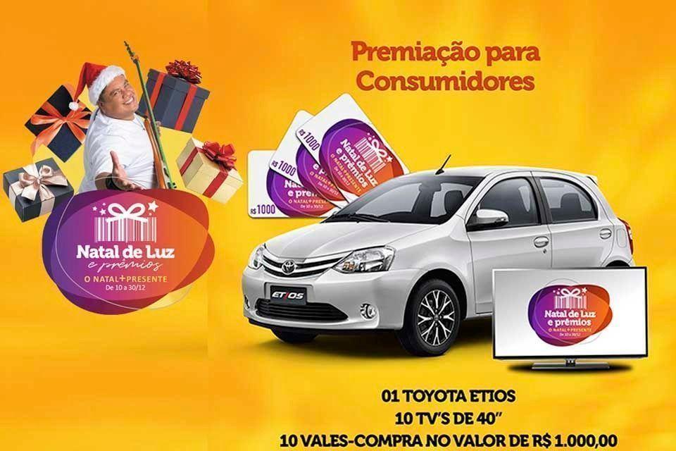 """Campanha """"Natal Luz e Prêmios"""" promete aquecer as vendas de fim de ano"""