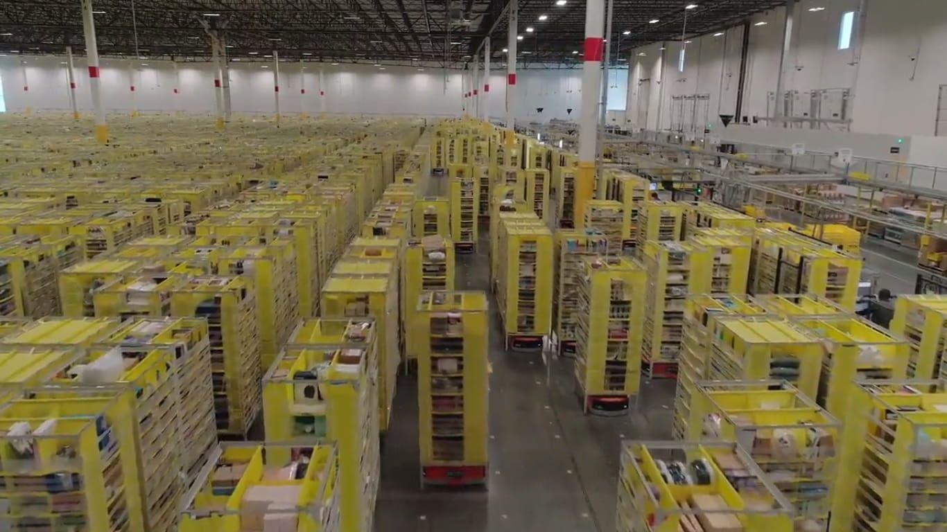 Amazon vai construir Centro de Distribuição em Pernambuco