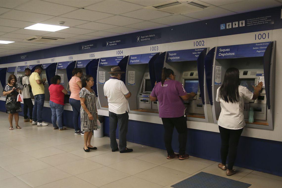 Caixa inicia pagamento complementar do saque imediato do FGTS