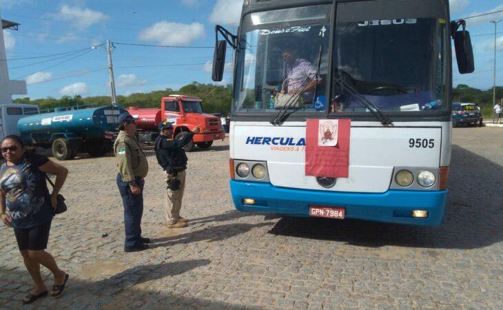 DER intensificará fiscalização em transportes intermunicipais do RN