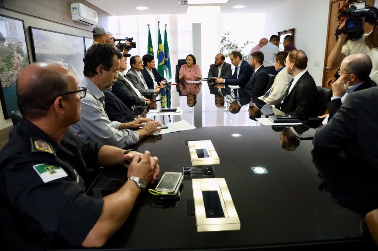 Governo do RN sanciona lei do programa Moto Legal