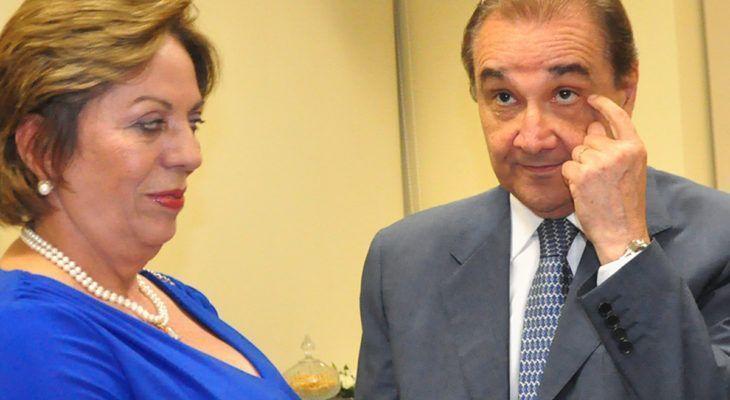 MPF acusa José Agripino e Rosalba Ciarlini de receber propina em esquema no Detran-RN
