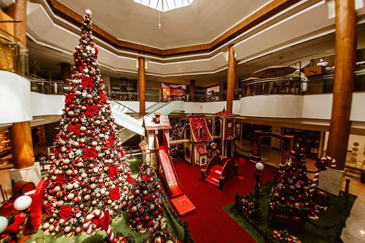 Natal Shopping tem programação especial para fim de ano