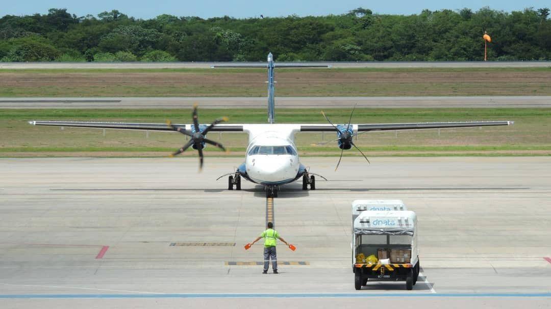 Rio Grande do Norte recebe voo charter especial de Ano Novo