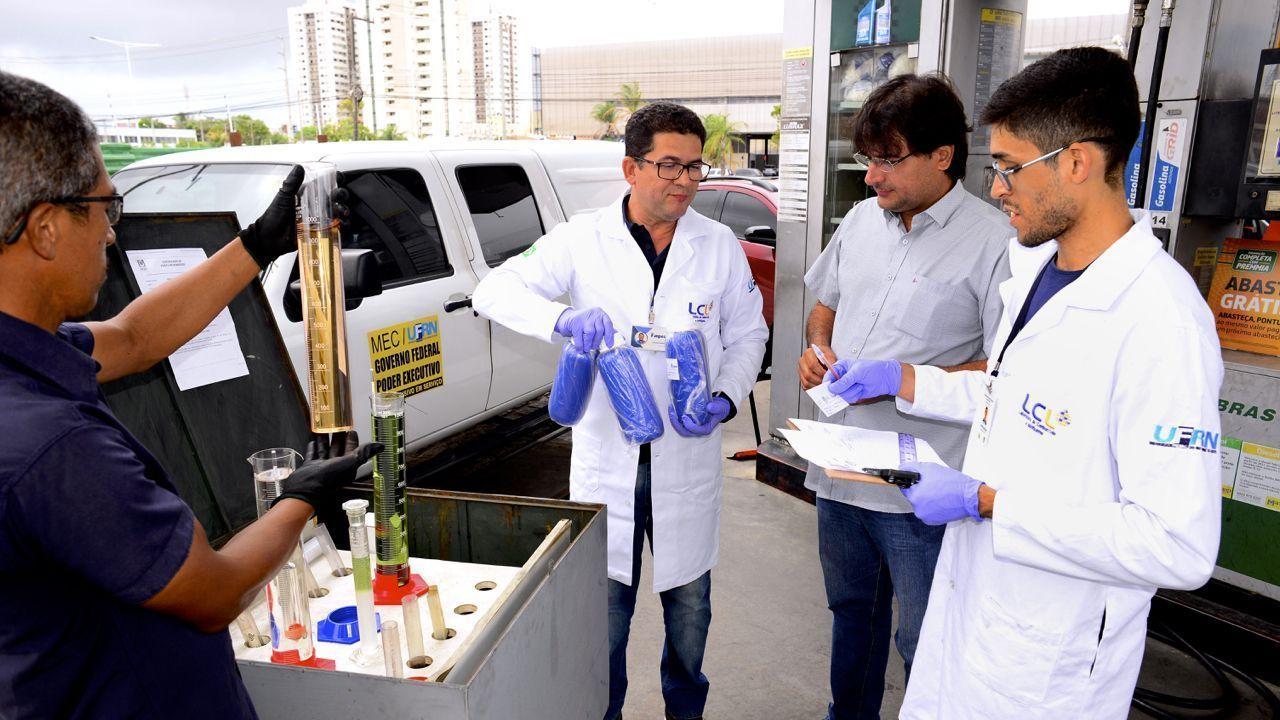 UFRN cria aplicativo que indica postos com combustíveis de qualidade