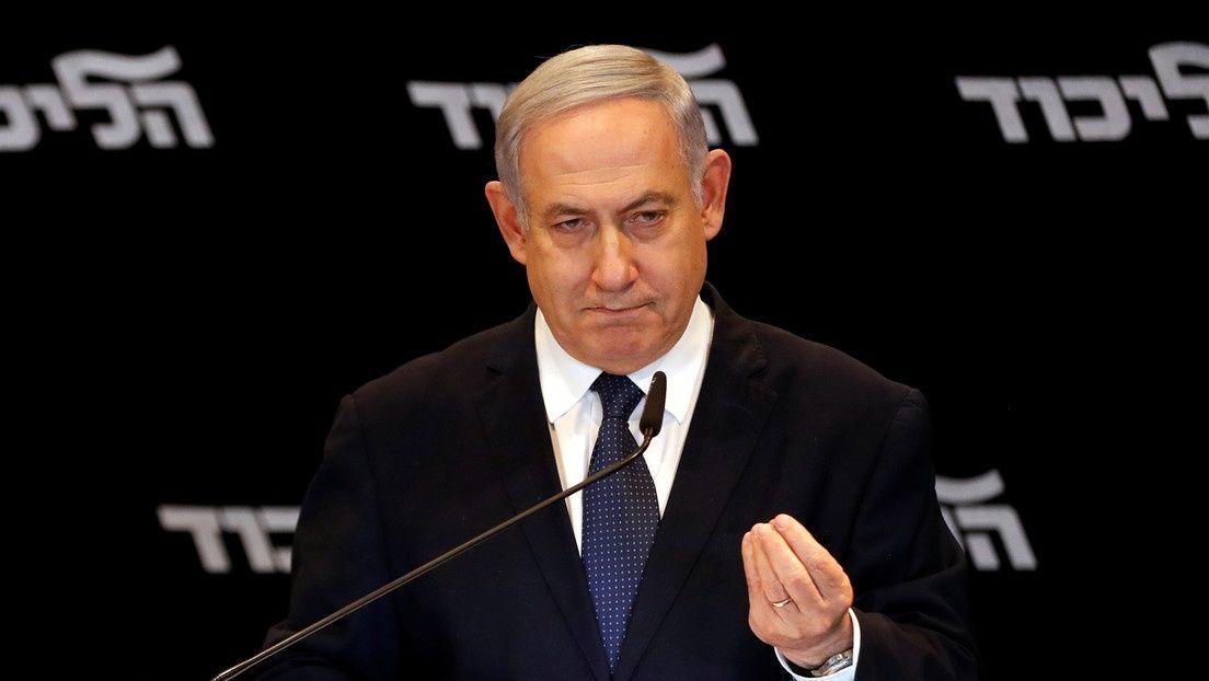 """Netanyahu vai responder o Irã com um """"golpe retumbante"""" caso ataque Israel"""