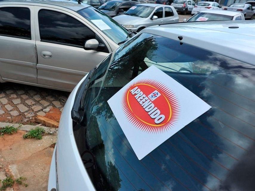 Detran-RN leiloa 500 lotes de veículos na próxima semana