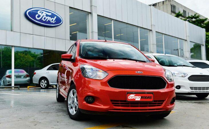 Ford Ka, Palio e Uno estão entre os seminovos mais vendidos no País