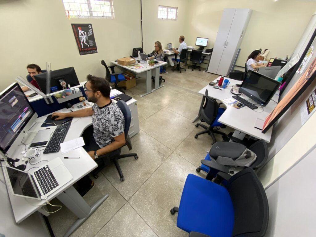 Governo Cidadão abre vagas de estágio para alunos de Comunicação Social