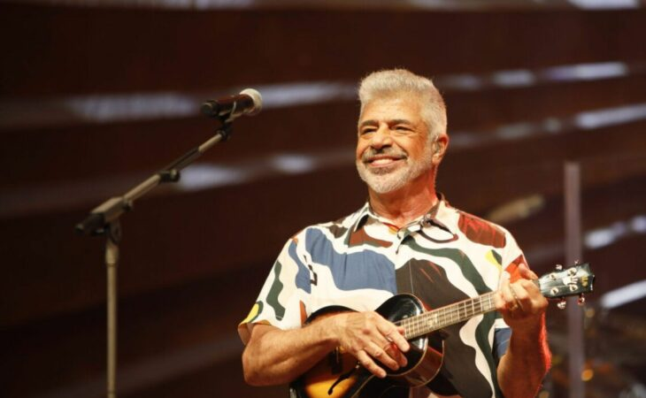 Lulu Santos apresenta nova turnê em Natal