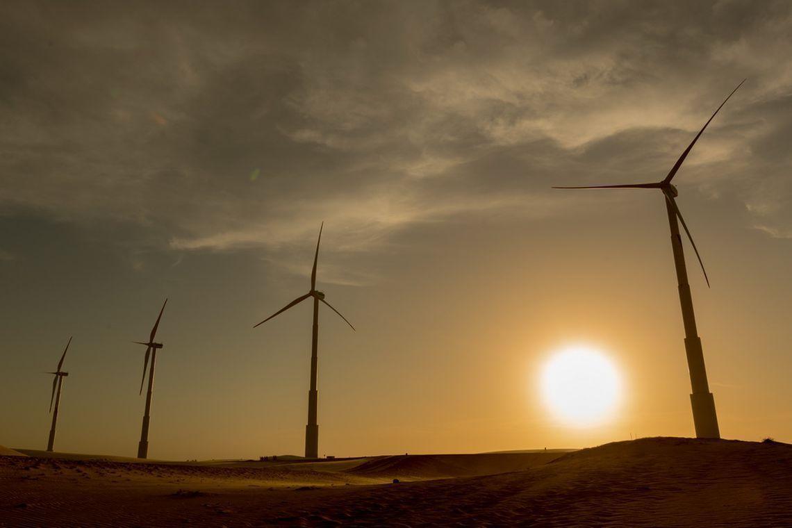 Petrobras inicia venda de usinas eólicas no RN
