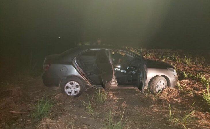 Polícia Militar recupera veículo roubado em São José de Mipibu