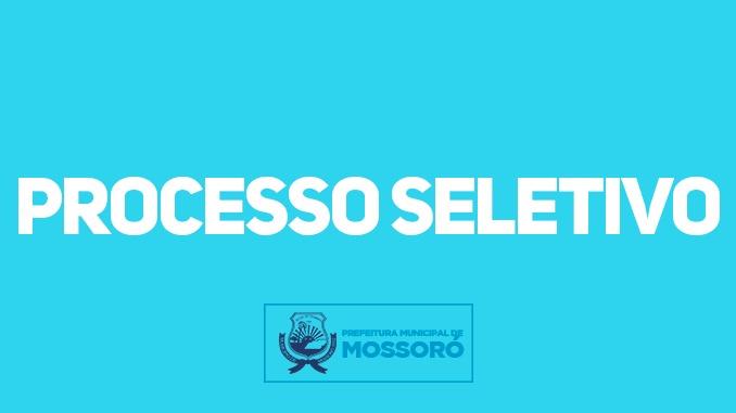 Prefeitura de Mossoró abre processo seletivo para Desenvolvimento Social