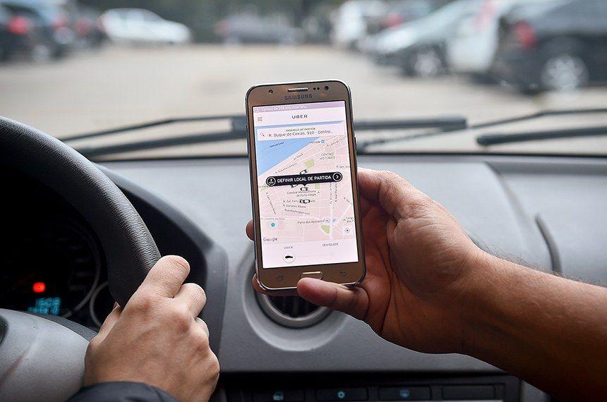 Projeto de Lei concede direitos a motoristas e passageiros de aplicativos uber 99 pop cabify